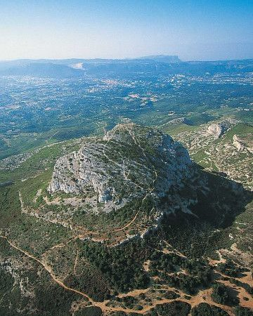 Balade en Provence à Cheval