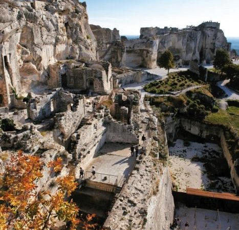 Chateaux des Baux de Provence