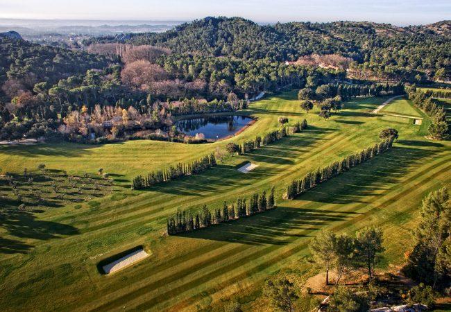 Golf Alpilles Baux de Provence