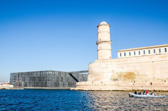 Marseille mer