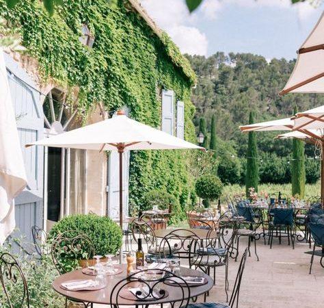 Restaurant en Provence