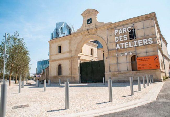 Parc des Ateliers Luma Arles
